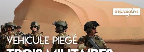 Mali : trois militaires blessés dans une attaque au véhicule piégé