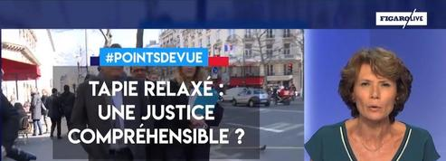 Tapie relaxé : une justice compréhensible ?