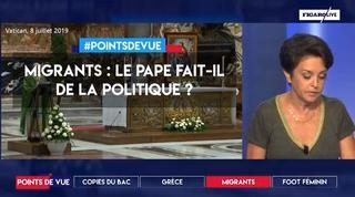 Migrants : le pape fait-il de la politique ?