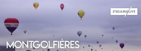 Grand Est air ballon : près de 500 montgolfières dans le ciel