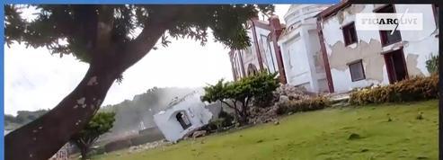 Séismes aux Philippines : huit morts et des dizaines de blessés