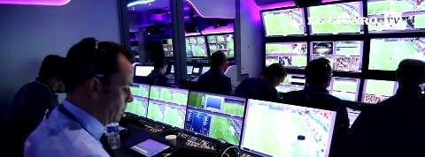 Dans les coulisses de la diffusion d'un match de l'Euro en Ultra Haute définition.