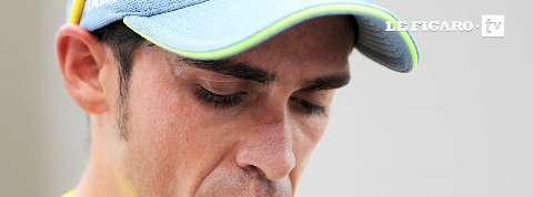 Alberto Contador à la loupe
