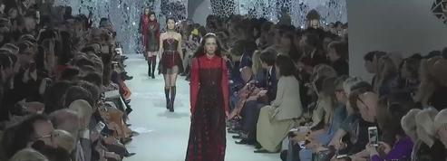 Défilé Christian Dior printemps-été 2018