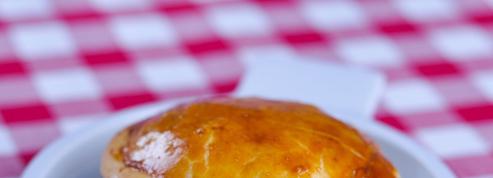 Chaussons au jambon