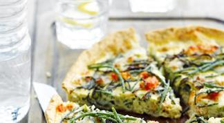Sushis aux légumes et au crabe