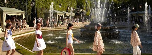 Chanel à Versailles, un délicieux parfum de transgression