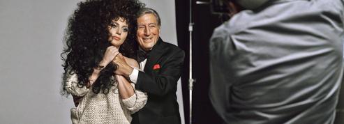 Pour Noël, H&M s'offre Lady Gaga et Tony Bennett