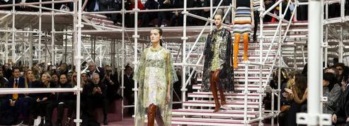 Défilé Christian Dior printemps-été 2015 Haute couture