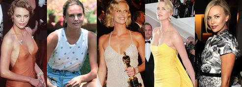 Charlize Theron fête ses 40 ans