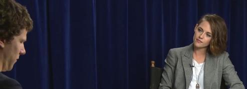 Kristen Stewart et Jesse Eisenberg dans une interview hilarante