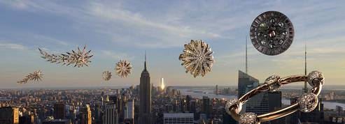 Diamants et saphirs dans la Big Apple