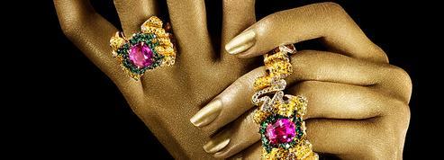 Des pierres de couleurs