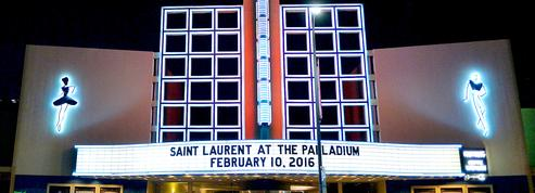 Retour sur le show Saint Laurent à Los Angeles
