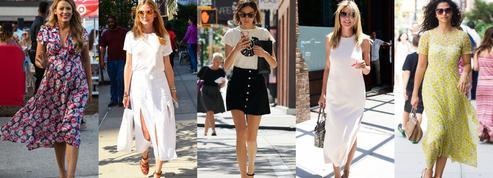 Blake Lively, Olivia Palermo, Heidi Klum... Comment les stars s'habillent-elles en vacances ?
