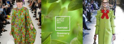 Vert greenery ? C'est la couleur de l'année 2017 selon Pantone