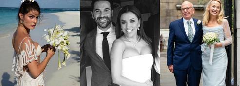 Eva Longoria, Jerry Hall, Isabeli Fontana : les mariages qui ont marqué 2016