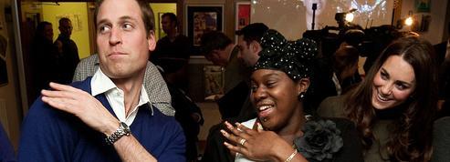 Le prince William, un roi de la danse (enfin...)