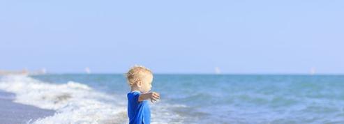 Six conseils avant d'emmener votre enfant à la plage