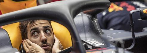 Ricciardo quitte Red Bull et rejoindra Renault à partir de 2019