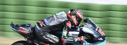 MotoGP : Quartararo, double chute fatale