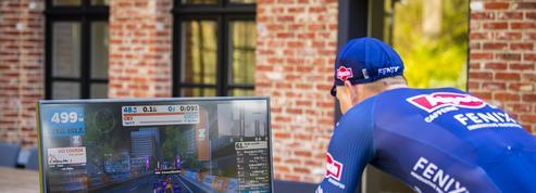 Bardet et le peloton des stars prêts pour les courses virtuelles