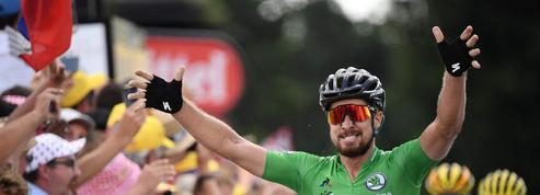 Peter Sagan remporte son 10e succès d'étape sur le Tour