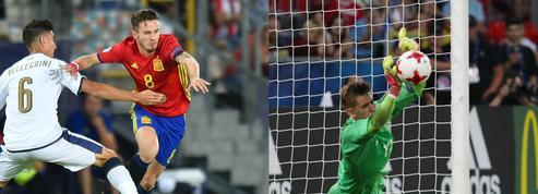 Niguez- Pollersbeck : Le duel qui va faire des étincelles en finale de l'Euro U21