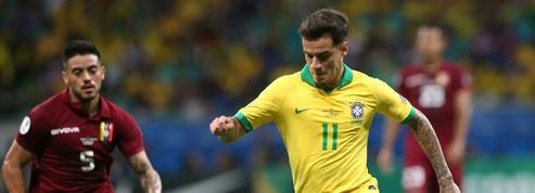 Copa America : en l'absence de Neymar, le Brésil s'en remet à Coutinho