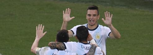 Copa America : l'Argentine s'offre une demi-finale explosive face au Brésil