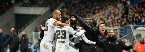 Sérieux et appliqué, Rennes met un terme au beau parcours de Belfort