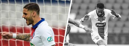 Tops/Flops PSG-Angers : Icardi retrouve la mire, Neymar à deux visages