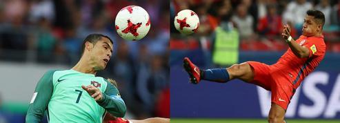 Coupe des confédérations : le Portugal au révélateur chilien