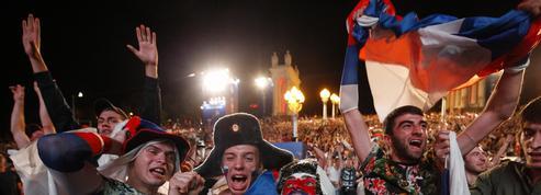 La coupe du Monde, parenthèse enchantée pour les Russes