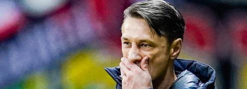 Bayern Munich : Niko Kovac prend la porte après l'humiliation à Francfort