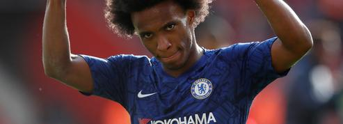 Chelsea : Willian, un avenir en Blues ?