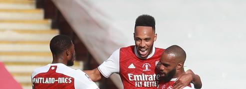 Arsenal a bien la Cup dans la peau