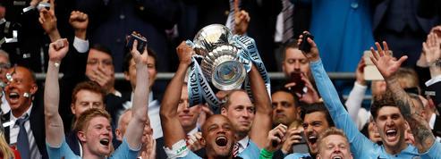 Manchester City humilie Watford et s'offre la Coupe d'Angleterre