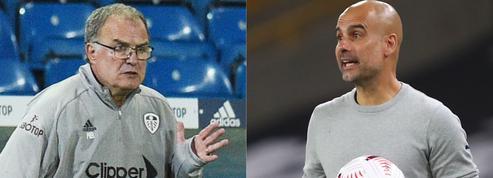 Leeds-Man City : Bielsa-Guardiola, si semblables, si différents