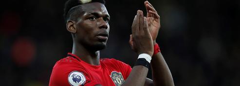 Manchester United: Solskjaer espère compter sur Pogba en cas de reprise