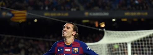 Clasico Barça-Real : Griezmann, le baptème du feu