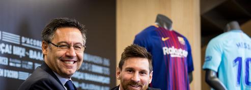«Le futur de Messi se trouve ici, même après sa carrière», assure le président du Barça
