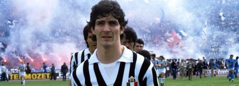 Paolo Rossi, un héros de l'Italie sacrifié à la Juve