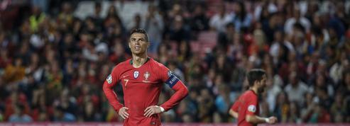 Portugal-Serbie : Faux pas interdit pour la Selecçao de Ronaldo
