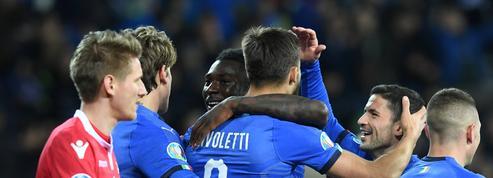 L'Italie sans pitié avec le Liechtenstein