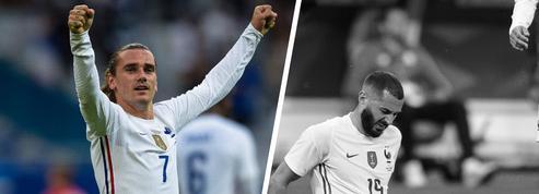 Tops/Flops France-Bulgarie : Griezmann en vrai taulier, l'inquiétude Benzema