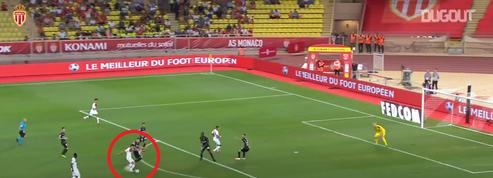 Ben Yedder, Diop, Falcao : le top 5 des buts de l'AS Monaco face à Nîmes