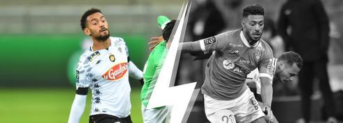 Tops/Flops ASSE - Angers : Fulgini régale, Bouanga beaucoup trop imprécis