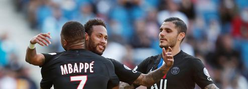 Avec le sourire, le PSG a joliment rallumé le contact au Havre