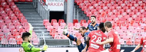 Brest et Montpellier se neutralisent après un match à rebondissements